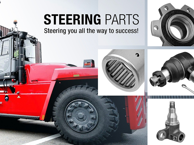 Forklifts Parts & Equipment